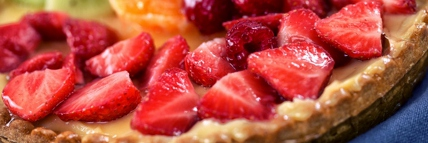 Clara's Fruit Tart