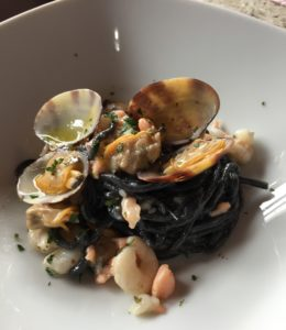 Shellfish Spaghetti