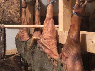 Aging Ham