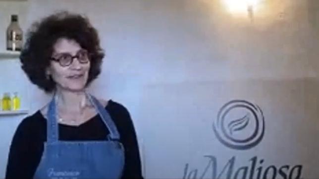 Registrazione Cook The Vineyard Laboratorio di cucina creativo La Maliosa con Francesca Settimi